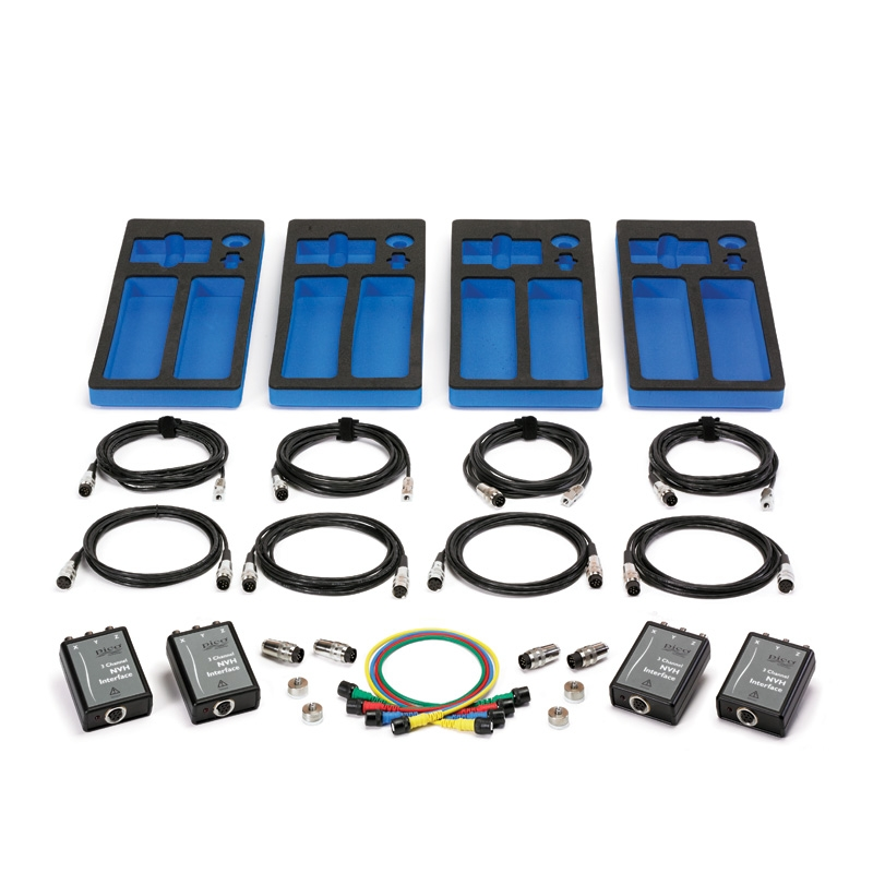 Pico NVH Advanced Diagnose Kit in Systemeinlage Advanced Wiring Kit on