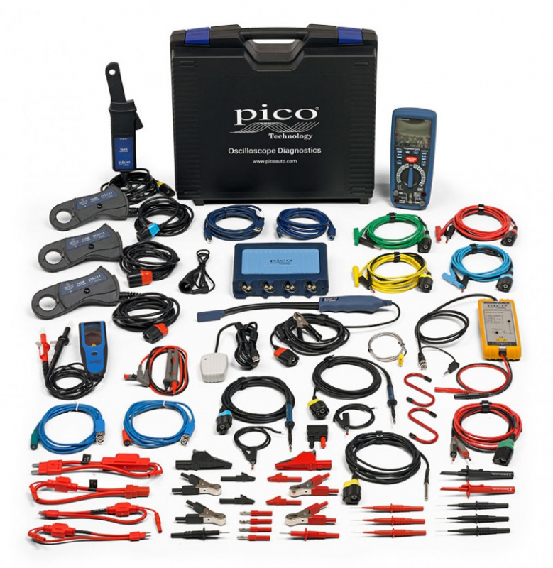 PQ196 PicoScope 4425A Elektro- und Hybrid Kit im Koffer