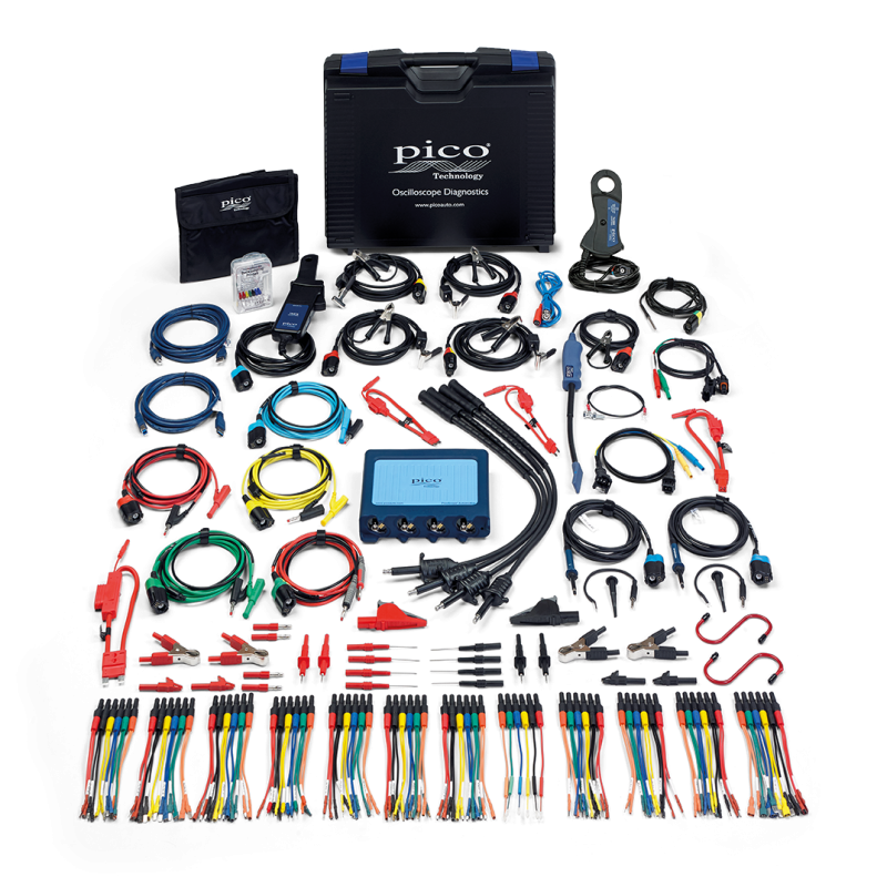 PQ180 PicoScope 4425A 4-Kanal Advanced Kit im Koffer