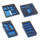 PP984 Pico Hartschaum Systemeinlage: 2x Schubladen Set