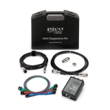 PQ126 Pico 3-Achsen NVH Starter Diagnose Kit im Koffer