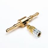 PP973 Kraftstoff-Druck T-Adapter 1/4 & 5/16